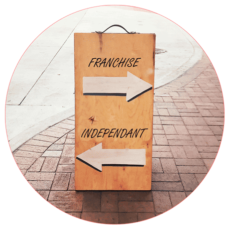 independant ou franchisé? VICTORIA'S English