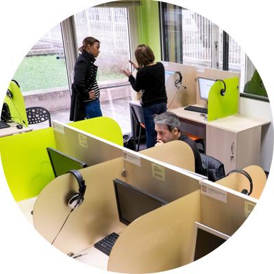 autoformation tutorée laboratoire de langues