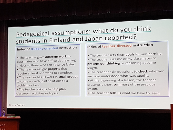 Comparaison des systèmes éducatifs internationaux 1