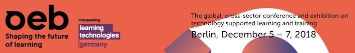 Conférence OEB Berlin 2018