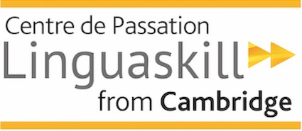 Logo Centre de Passation Linguaskill